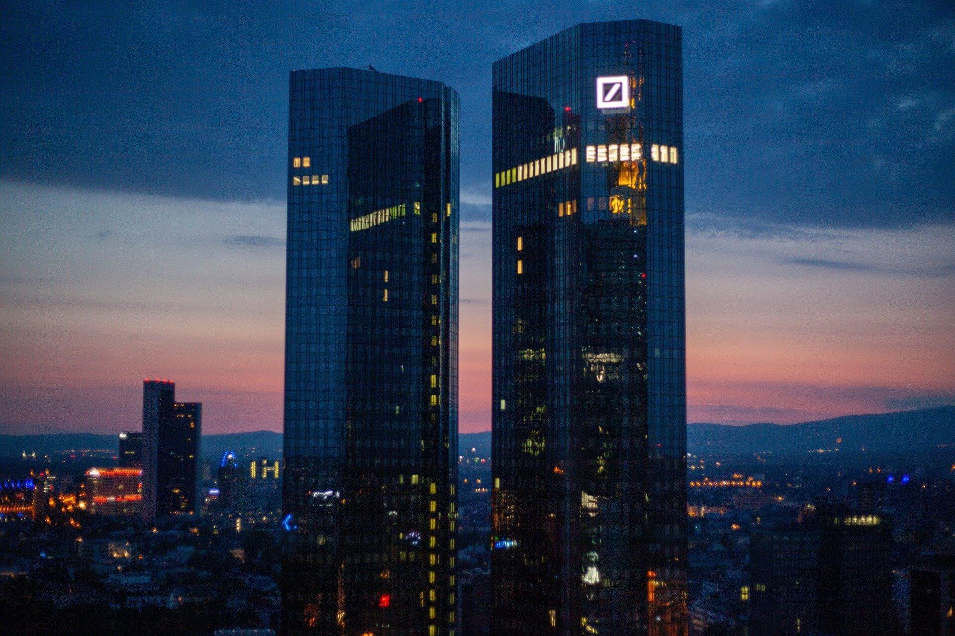 Die Multi-Billionen-Dollar Bitcoin Frage der Deutschen Bank