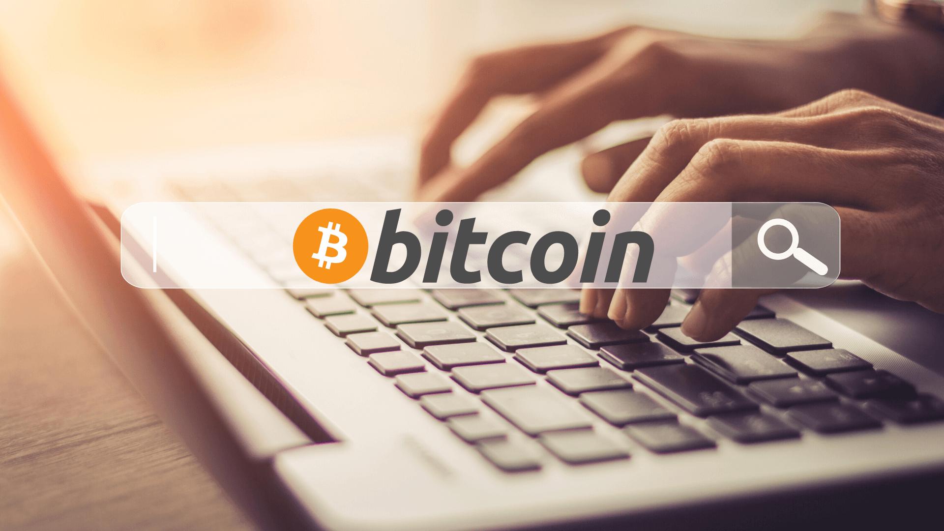 Trotz steigender Bitcoin-Preise geht das Google-Suchvolumen zurück