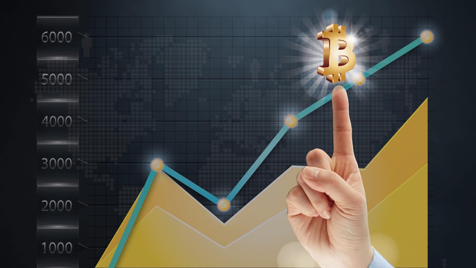 3 Gründe warum Bitcoin bald über 10.000 Dollar explodieren könnte