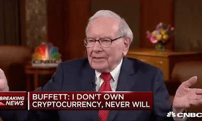 warren buffett interview